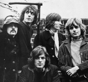 Plutonic GroupUK | Pink Floyd in January 1968 Left to right: Maso...