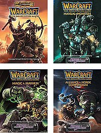 Warcraft The Roleplaying Game Wikipedia