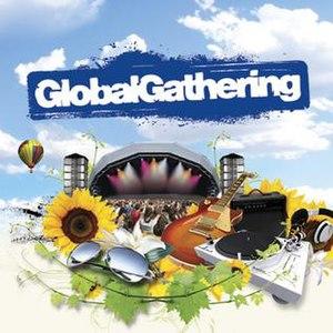 Global Gathering 2008 Promo Poster