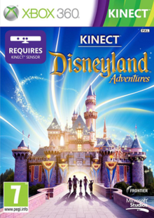Kinect Disneyland Adventures Wikipedia