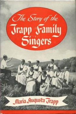 The Story of the Trapp Family Singers  Wikipedia