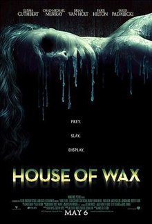 House Of Wax Movie Poster Jpg