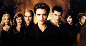 The Cullens as portrayed in New Moon: (from le...