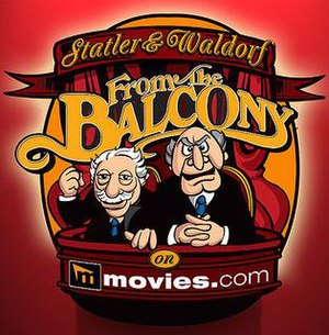 Statler and Waldorf: From the Balcony