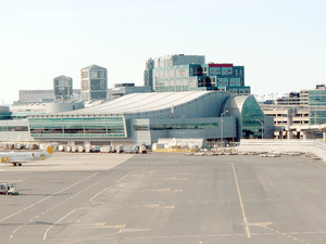 Terminal 3 Building after the EPE opened in 20...