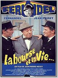La Bourse Et La Vie : bourse, Money, (1966, Film), Wikipedia