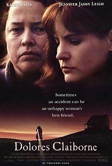 Dolores Claiborne (film) : dolores, claiborne, (film), Dolores, Claiborne, Wikipedia