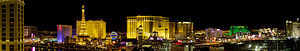 Las Vegas Strip panoramaEdit Fcb981