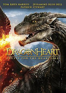 Coeur De Dragon 4 : coeur, dragon, Dragonheart:, Battle, Heartfire, Wikipedia