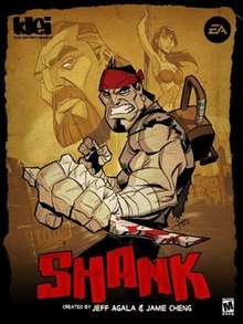 Shank video game  Wikipedia