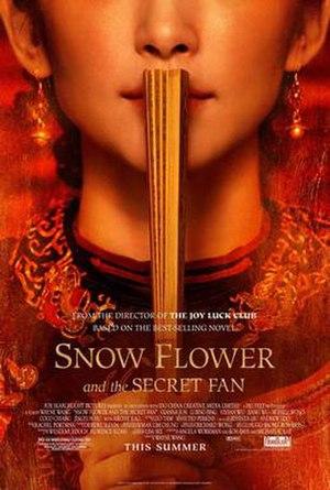 Snow Flower and the Secret Fan (film)