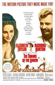The Taming of the Shrew (1967 film) poster.jpg