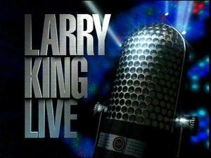 Larry King Live title card