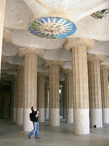 Ceiling Mosaic Tile