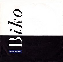 Artwork for 1987 vinyl re-release; the CD single uses the similar artwork, but the title and artist name posit on the right side