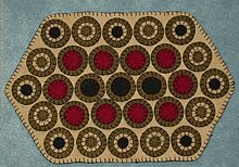 Penny rug  Wikipedia
