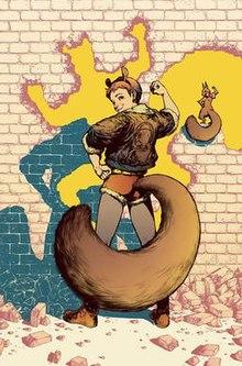 Warrior Falls Mcu Wallpaper Squirrel Girl Wikipedia