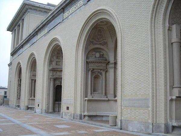 Carnegie Mellon College of Fine Arts Building