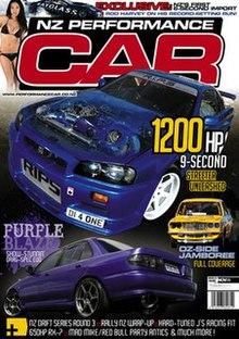 NZ Performance Car  Wikipedia