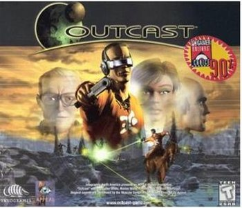 Outcast (video game)