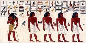 Egyptians BOG