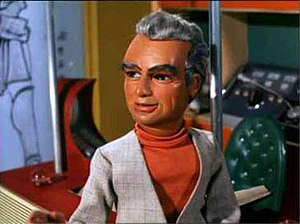 Jeff Tracy in Thunderbirds