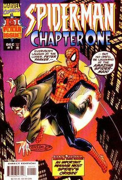 spider man chapter one