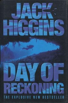 Day Of Reckoning Novel Wikipedia