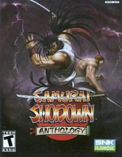 Samurai Shodown Anthology Cover.jpg