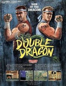 Double Dragon Video Game Wikipedia