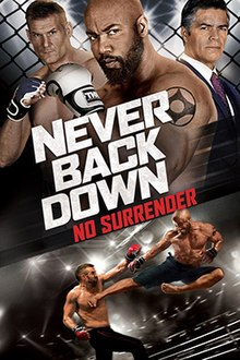 Never Back Down: No Surrender : never, down:, surrender, Never, Down:, Surrender, Wikipedia