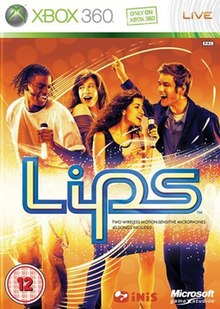 Lips Video Game Wikipedia