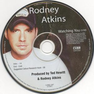 Watching You (Rodney Atkins song)