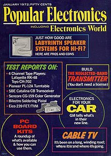 Popular Electronics  Wikipedia