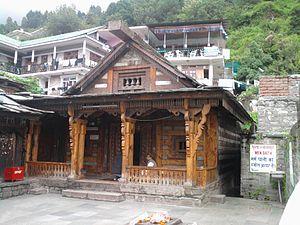 Vashisht Temple, Manali.