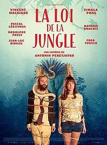 La Loi De La Jungle : jungle, Jungle, Wikipedia