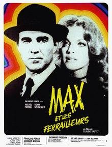 Film Max Et Les Ferrailleurs : ferrailleurs, Ferrailleurs, Wikipedia