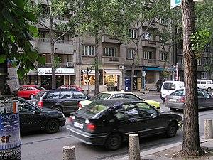 Sofia Traffic 5