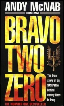 Bravo Two Zero novel  Wikipedia