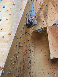 Lead climbing  Wikipedia