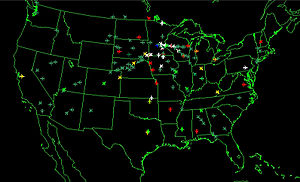 S Animation Wallpaper Flight Traffic Mapping Wikipedia