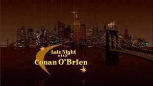 Late Night with Conan O'Brien