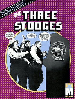 The Three Stooges arcade game  Wikipedia