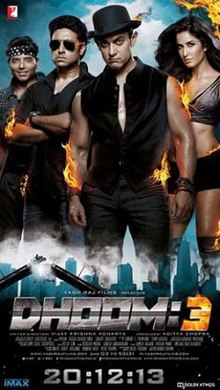 Dhoom 3 |hiindi movie watch online