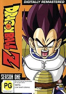 Dragon Ball Z Ep 1 : dragon, Dragon, (season, Wikipedia