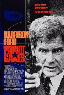 Patrick Wallpaper Hd Patriot Games Film Wikipedia