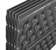 pillow plate heat exchanger wikipedia
