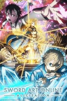 Image result for Sword Art Online: Alicization