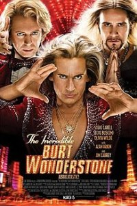 Poster for 2013 comedy film The Incredible Burt Wonderstone