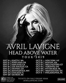 Avril Lavigne Head Above Water Album : avril, lavigne, above, water, album, Above, Water, Wikipedia